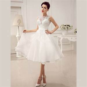 2015 cheap white lace short wedding dresses beaded With short wedding dresses for cheap