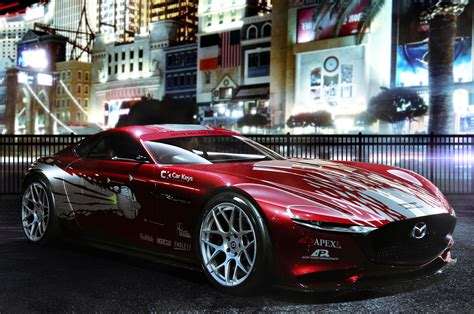 "Renders Bring Cars From ""the Fast And The Furious"" Up To"