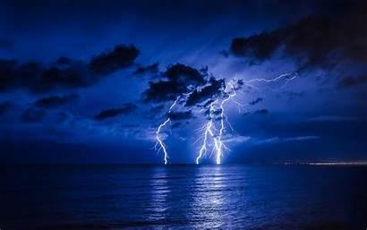 Lightning Thunder Nature Timeline Rain Google Getwallpapers
