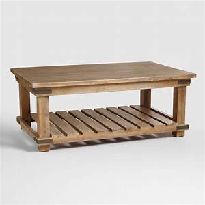 Cameron Coffee Table World Market