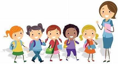 Cartoon Children Child Playing Google Mom