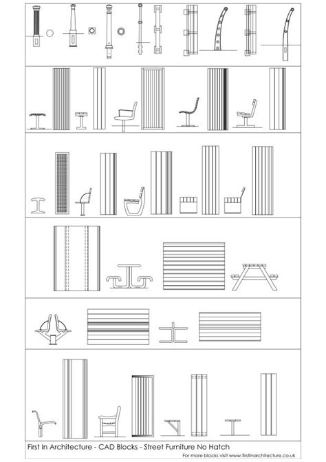 1000+ images about 2D Wireframe Autocad on Pinterest