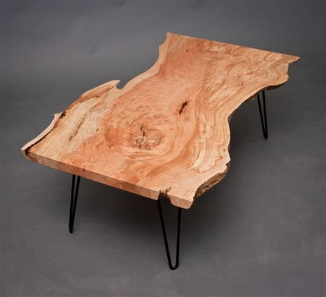 Coffee Tables Ideas: Recycle items natural wood coffee table creative motifs furniture Freeform