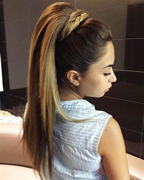 fetching hairstyles  straight hair