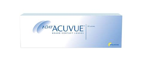 Acuvue 1day Contact Lenses  30 Pack  Shop Contacts
