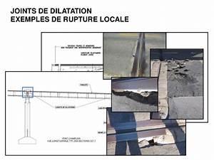 Joint De Dilatation Dalle : travaux la dalle et aux joints de dilatation du pont ~ Dailycaller-alerts.com Idées de Décoration