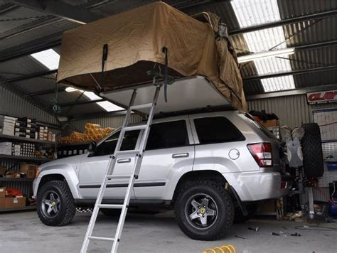 jeep grand cherokee roof top tent roof top tent jeep grand cherokee