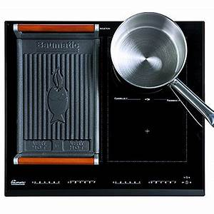 Plaque De Cuisson Blanche : la plaque de cuisson mixte marie claire maison ~ Dailycaller-alerts.com Idées de Décoration