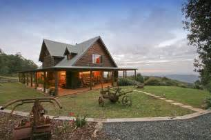 Stunning Country Style Home Plans by Country Western Homes Healesville Country House