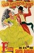 DESIGNER UNKNOWN. FIESTA SANTA BARBARA / OLD SPANISH DAYS. 1