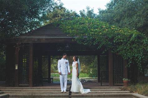 rancho santa botanic gardens wedding in claremont