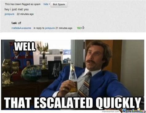 Anchorman I L Quote by Anchorman Memes