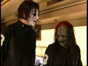 Slipknot Rare Interview 2003 & 2004 - Corey Taylor & Jim ...