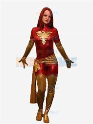 Jean Grey Phoenix Superhero Costume Halloween Cosplay Party X-Men Costume  Fullbody Zentai Suit For 281273116