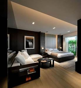 Cool, Modern, Bedroom, Design, Ideas, 64