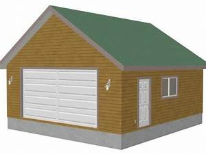 30 x 30 garage plans 30 x 30 garage kits detached With 30x30 garage with loft