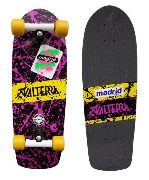 Back To The Future Hoverboard Skate Deck by Marty Mcfly S Skateboard Valterra Splatter Deck