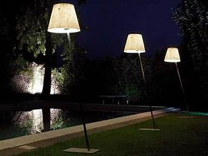 Outside garden lights for class and style in the