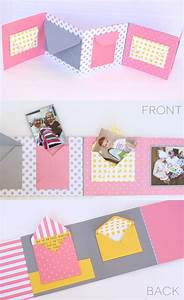 envelope, birthday, book, with, 1-2-3, punch, board