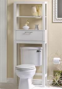 over toilet storage Over The Toilet Storage | MyBedMyBath.com