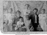 Yates, William Thomas & Josephine Whaley 2 Family Photo ...
