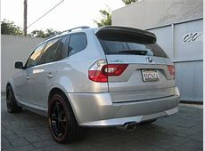 BMW X3 custom wheels AC Schnitzer Type IV Racing 21x, ET