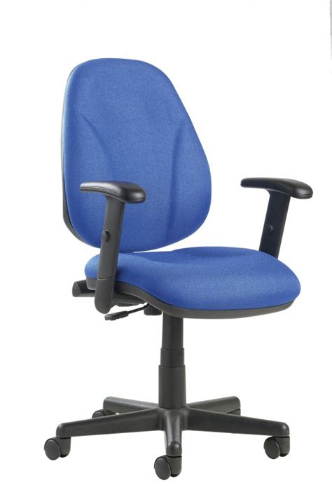 office chair with lumbar support choice of colours