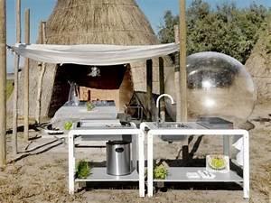 des cuisines d39ete sur mesure pour votre jardin maisonapart With idee pour amenager son jardin 1 des cuisines dete sur mesure pour votre jardin