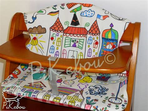 patron coussin chaise haute 26 best images about coussin et chaise haute hauck on