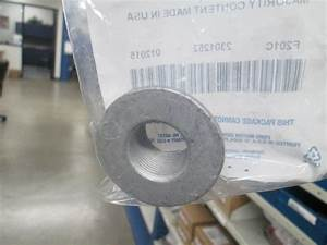 Ford Oem Front Spindle Axle Nut 6e5z