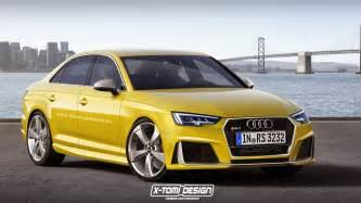 Audi RS4 for US Market