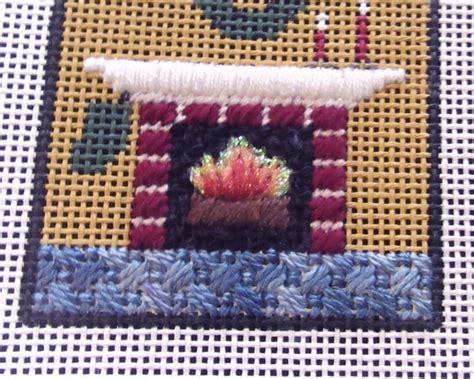 stitching  needlepoint carpet nuts  needlepoint
