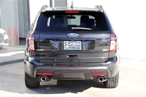 2014 Ford Explorer Sport 4wd Stock # 6039a For Sale Near