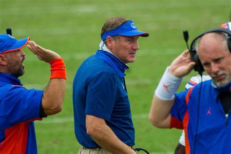 Florida Gators drop six spots in Coaches Poll, AP Top 25