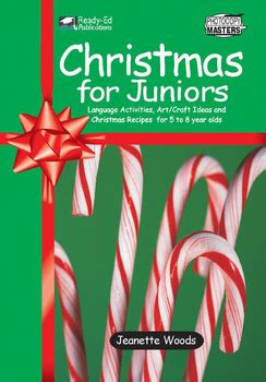 christmas  juniors language activities crafts