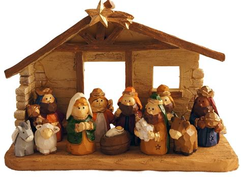 small nativity figures best in nativity tabletop helpful customer reviews