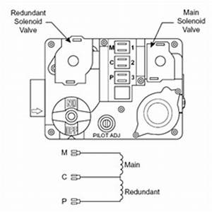 heat pump fuses heat pump home wiring diagram odicis With gas valve wiring