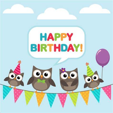Happy Birthday Owl Images Owl Pictures Birthday
