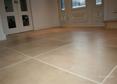 24x24 Rectified Porcelain Tiles by Grand Format C 233 Ramiques Hugo Inc