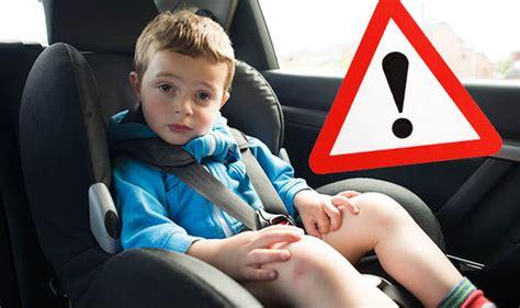 Parents Warned Over Dangerous Child Car