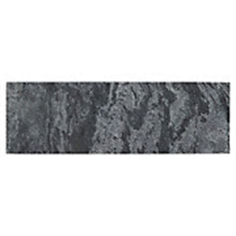 silver gray polished slate pencil 1in x 12in floor