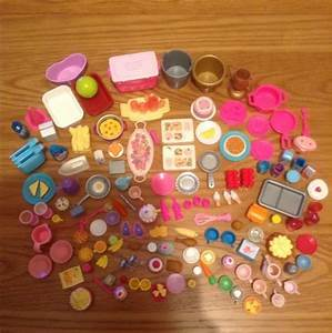 Barbie food and accessories/bits and bobs! Over 100 Items