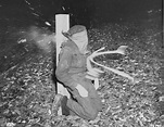 A collaborator is executed by French police. - Collections ...