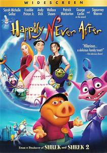 Happily N'Ever After - DVD WS 31398211839   eBay