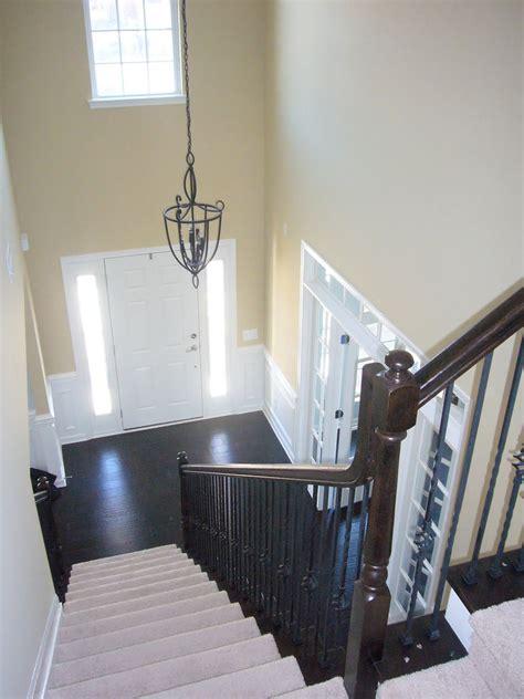 Home Design Glamorous Decorating A Story Foyer Decorating