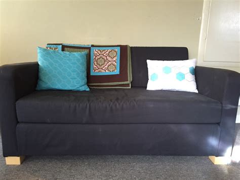 One Year With Ikea's Second-cheapest Sleeper Sofa