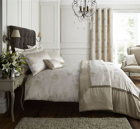 Stone Beige Quilt Duvet Cover Bedding Bed Set Bed Linen Or
