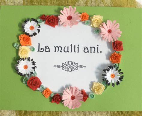 Cameleonic's Crafts La Multi Ani