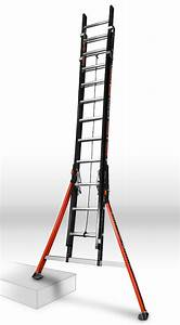Extension Ladder Safety - Little Giant Sumo Stance Ladder