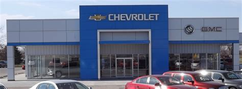 New Mccarthy Chevrolet Buick Gmc Dealership In Marshall, Mo